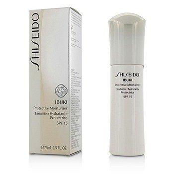 Shiseido IBUKI Protective Moisturizer SPF15  75ml/2.5oz