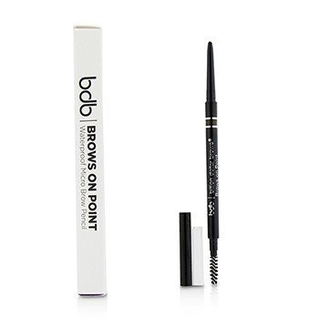Billion Dollar Brows Brows On Point Micro Lápiz de Cejas A Prueba de Agua - Taupe  0.045g/0.002oz