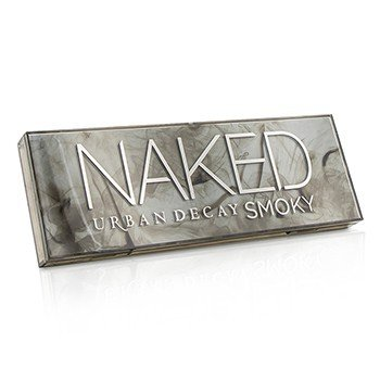 Naked Smoky Eyeshadow Palette: 12x Eyeshadow, 1x Doubled Ended Shadow Blending Brush S1924700  12x1.3g/0.05oz