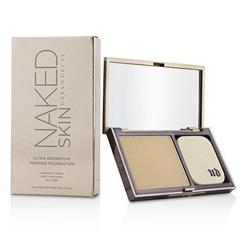 Urban Decay Naked Skin Ultra Definition Polvo Base - Light Neutral  9g/0.31oz