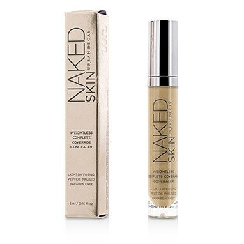 Urban Decay Naked Skin Weightless Complete Coverage Concealer - Med-Dark Warm  5ml/0.16oz