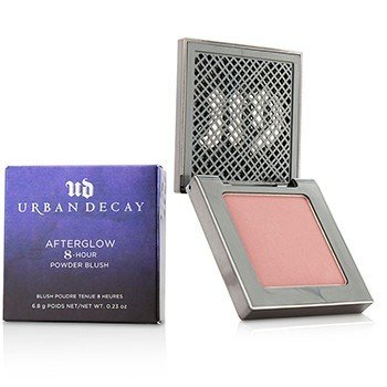 Urban Decay أحمر خدود بودرة Afterglow 8 hour - Fetish (زهري متوسط)  6.8g/0.23oz