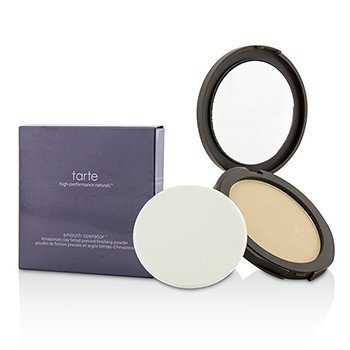 タルト Smooth Operator Amazonian Clay Tinted Pressed Finishing Powder - Fair  11g/0.39oz