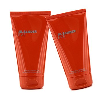 Jil Sander Eve Perfumed Shower Gel Duo Pack  2x150ml/5oz