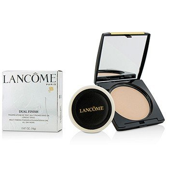 Lancome Dual Finish Multi Tasking Powder & Foundation In One - # 100 Por Delicate I (C) (US Version)  19g/0.67oz
