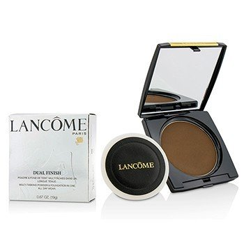 Lancome Dual Finish Multi Tasking Powder & Foundation In One - # 560 Suede (C) (US Version)  15.2g/0.536oz