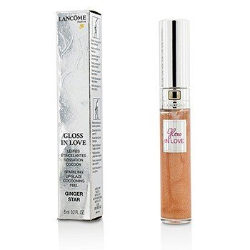 Lancome Gloss In Love Brillo de Labios - # 212 Ginger Star  6ml/0.2oz