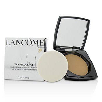 Lancome Translucence Mattifying Silky Pressed Powder - # 350 Bisque (US Version)  10g/0.35oz