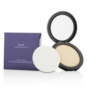 Tarte Puder prasowany Smooth Operator Amazonian Clay Tinted Pressed Finishing Powder - Light  11g/0.39oz