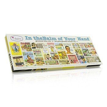 TheBalm In TheBalm Of Your Hand Palette  19g/0.67oz