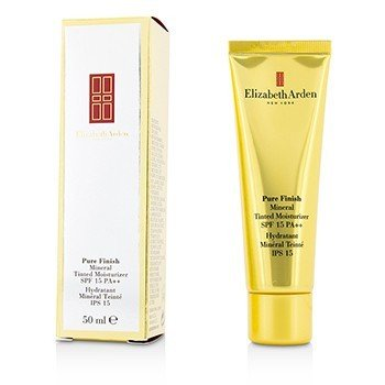 Elizabeth Arden Pure Finish Hidratante Mineral con Tinte SPF 15 - # 02 Light  50ml/1.7oz
