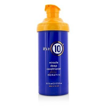 It's A 10 Miracle Deep Conditioner Plus Keratin  548ml/17.5oz