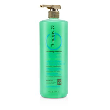 Therapy-g Antioxidant Shampoo Step 1 (For Thinning or Fine Hair/ For Chemically Treated Hair)  1000ml/33.8oz