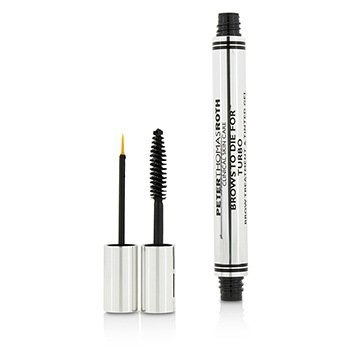 Brows To Die For Turbo Brow Treatment & Tinted Gel  4.5ml/0.15oz