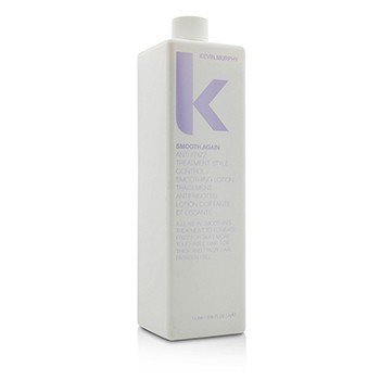 Smooth.Again Anti-Frizz Treatment (Style Control / Smoothing Lotion)  1000ml/33.6oz