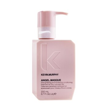 Angel.Masque (Strenghening and Thickening Conditioning Treatment - For Fine, Coloured Hair)  200ml/6.7oz