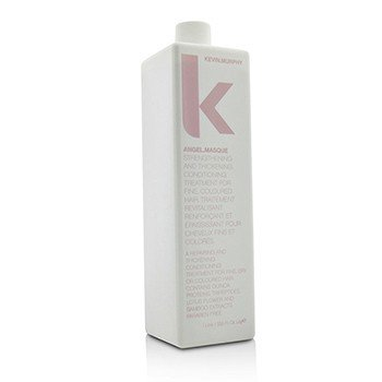 Angel.Masque (Strenghening and Thickening Conditioning Treatment - For Fine, Coloured Hair)  1000ml/33.6oz