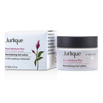 Jurlique Rose Moisture Plus Revitalising Gel-Lotion (Exp. Date: 06/2017)  50ml/1.7oz