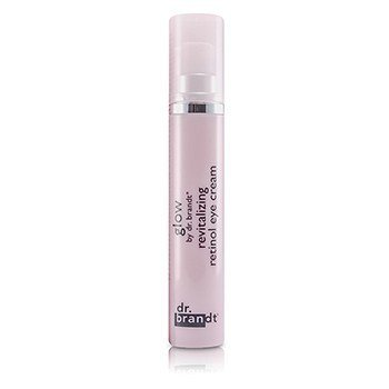 Dr. Brandt Glow by Dr. Brandt Revitalizing Retinol Eye Cream (Unboxed)  15g/0.5oz