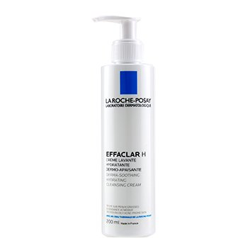 La Roche Posay Effaclar H Crema Limpiadora Hidratante Derma-Calmante  200ml/6.7oz