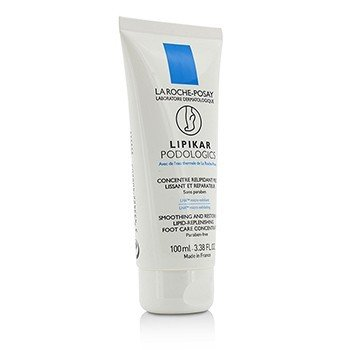 Lipikar Podologics Smoothing And Restoring Lipid-Replenishing Foot Care Concentrate  100ml/3.38oz
