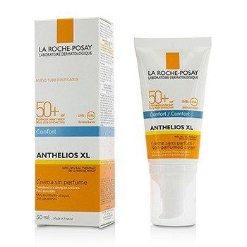La Roche Posay Bezzapachowy krem do twarzy na dzień z filtrem UV Anthelios XL Non-Perfumed Cream SPF50+ - Comfort  50ml/1.7oz