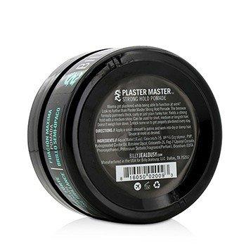 Plaster Master Strong Hold Pomade (Medium Shine)  85g/3oz