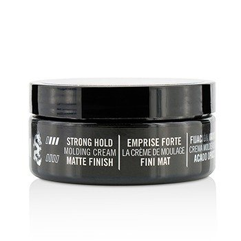 Headlock Molding Cream (Strong Hold - Matte Finish)  85g/3oz