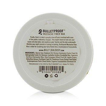 Bulletproof Mustache Fiber Wax  57g/2oz