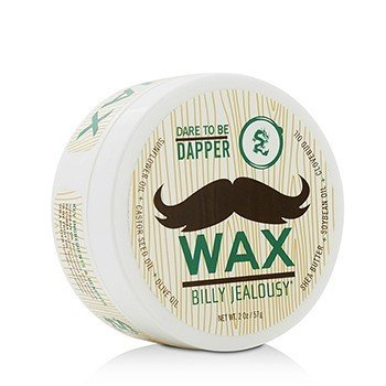 Billy Jealousy Bulletproof Mustache Fiber Wax  57g/2oz