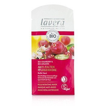 Lavera Organic Cranberry & Argan Oil Mascarilla Regeneradora  10ml/0.32oz