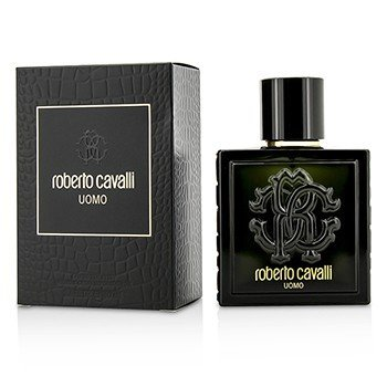 ロベルト カヴァリ Uomo Eau De Toilette Spray  100ml/3.4oz