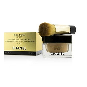 Chanel Sublimage Le Teint Ultimate Radiance Generating Cream Foundation - # 60 Beige  30g/1oz