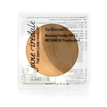Jane Iredale So Bronze 2 Bronzing Powder Refill  9.9g/0.35oz