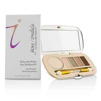 Naturally Matte Eye Shadow Kit (New Packaging) 9.6g/0.34oz