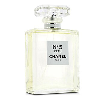 Chanel No.5 L'Eau Eau De Toilette Spray  100ml/3.4oz