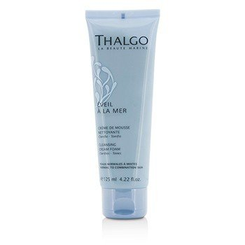 Thalgo Eveil A La Mer Cleansing Cream Foam - For Normal to Combination Skin  125ml/4.22oz