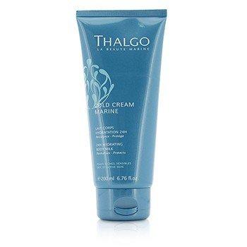 Thalgo Cold Cream Marine 24H Hydrating Body Milk - For Dry, Sensitive Skin  200ml/6.76oz