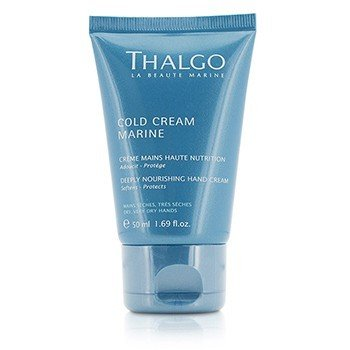 Thalgo Cold Cream Marine Deeply Nourishing Hand Cream - for tørre, veldig tørre hender  50ml/1.69oz