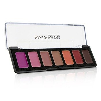 Artist Rouge 7 Lipstick Palette  7x1g/0.03oz