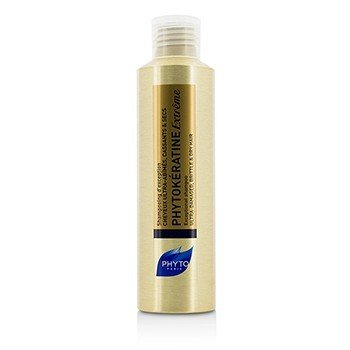 Phytokeratine Extreme Exceptional Shampoo (Ultra-Damaged, Brittle & Dry Hair)  200ml/6.7oz