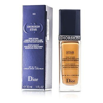 Christian Dior Diorskin Star Studio Makeup SPF30 - # 33 Apricot Beige  30ml/1oz