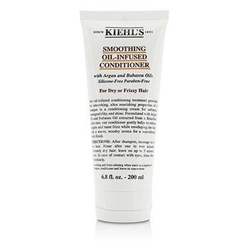 Kiehl's Smoothing Oil-Infused Conditioner (For Dry or Frizzy Hair)  200ml/6.8oz