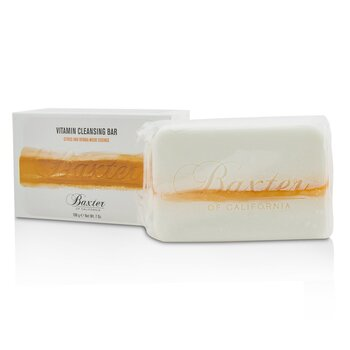 Vitamin Cleansing Bar (Citrus And Herbal-Musk Essence)  198g/7oz