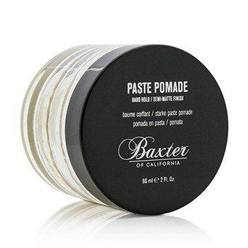 Paste Pomade (Hard Hold/ Semi-Matte Finish)  60ml/2oz