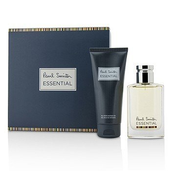 Essential Coffret: Eau De Toilette Spray 50ml/1.7oz + Shower Gel 100ml/3.3oz  2pcs