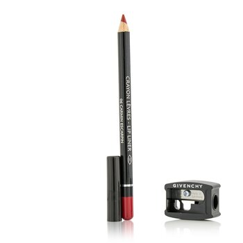 Givenchy Lip Liner (With Sharpener) - # 06 Carmin Escarpin  1.1g/0.03oz