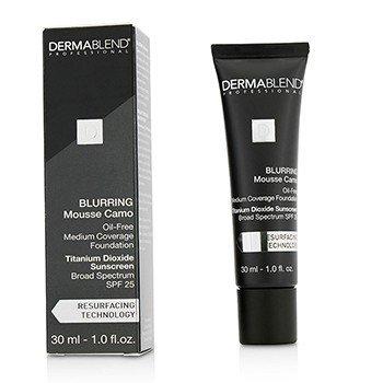 Dermablend أساس خال من الزيت Blurring Mousee Camo SPF 25 (تغطية متوسطة) - #20N Fwan  30ml/1oz