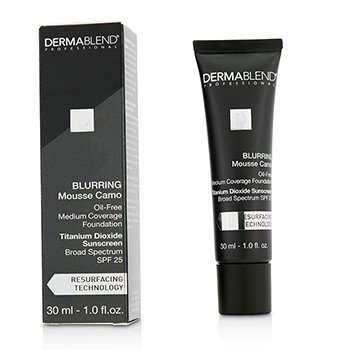 Dermablend Blurring Mousee Camo Base Libre de Aceite SPF 25 (Cobertura Media) - #30C Cameo  30ml/1oz