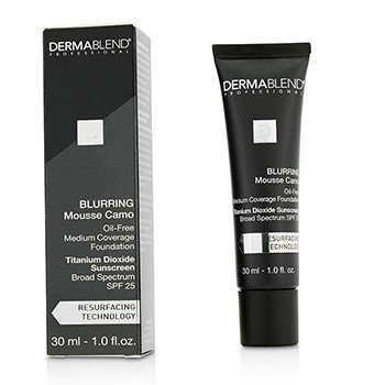 Dermablend Blurring Mousee Camo Oil Free Foundation SPF 25 (Medium Coverage) - #30N Sand  30ml/1oz